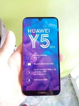 Vendo Huawei Y5 2019