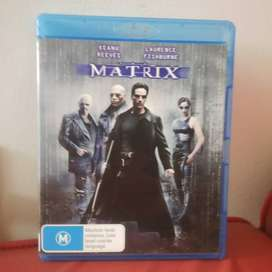 MATRIX 1 BLUE RAY