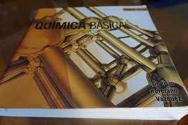Vendo libro de Quimica como nuevo , sin uso.