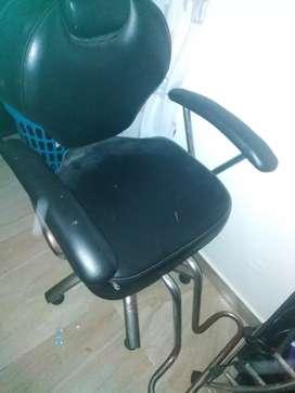 Vendo silla de peluquería