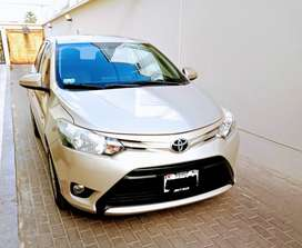 Toyota Yaris 2015 Automatico
