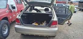 Vendo carro Hyundai Ascent Verna