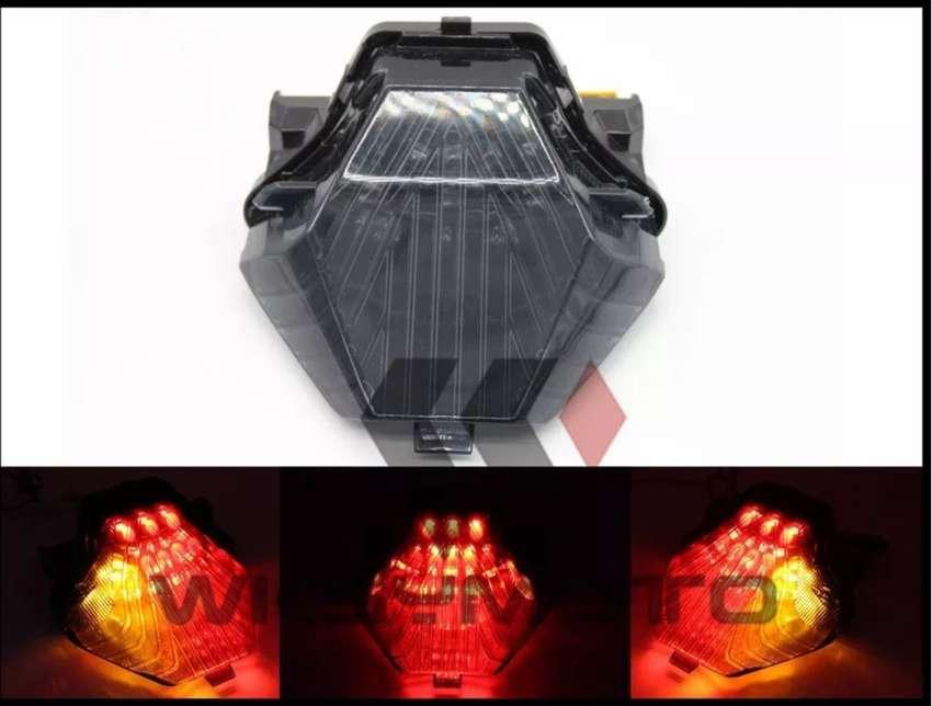 Stop Con Direccionales Incorporadas Yamaha Mt 03 0