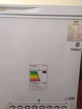 Vendo congeladora marca nex capacidad 100 litros