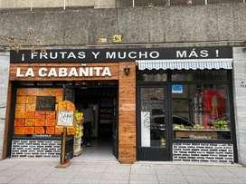 Fondo De Comercio Verduleria Dietetica La Cabañita