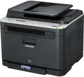 Impresora Samsung de 5 tintas
