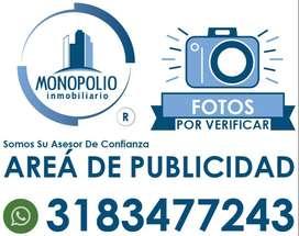 APARTAMENTO AMOBLADO EN ARRIENDO - SECTOR EL POBLADO COD: 22734