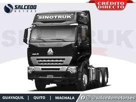 SINOTRUK Camión A7. (50 toneladas)