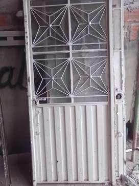 porton garaje, puertas matalicas varios tamaños