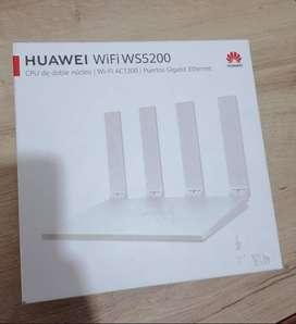 Router Huawei wifi WS5200