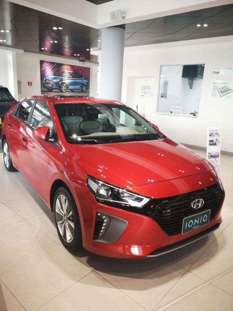 Hyundai Ioniq Híbrido 0