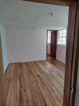 Arriendo habitación con cocina y baño privado