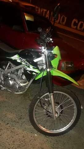 Kawasaki klx150 KLX150