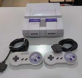 Consola Supernintendo videojuegos