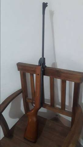 Vendo rifle calibre 51/2