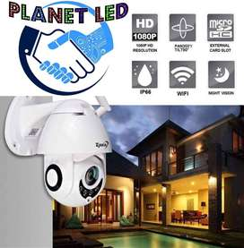 Camara Ip Robotica 360° 1080p Exterior Wifi  Hd para Android y iPhone.