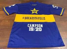 Vendo camiseta de Boca Campeón de la Superliga