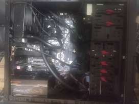 PC Gamer AMD 9590 BLACK EDITION REFRIGERACION LIQUIDA