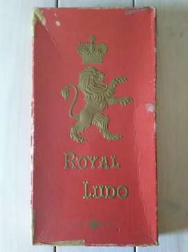 Royal Ludo Juego Antiguo De Azar Y Estrategia