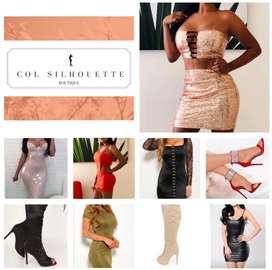Se Vende Negocio Boutique Americano De Vestidos, Calzado, y Lencería Para Dama.
