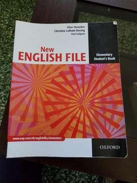 LIBRO NEW ENGLISH FILE