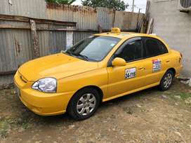 Venta de taxi con puesto Chone
