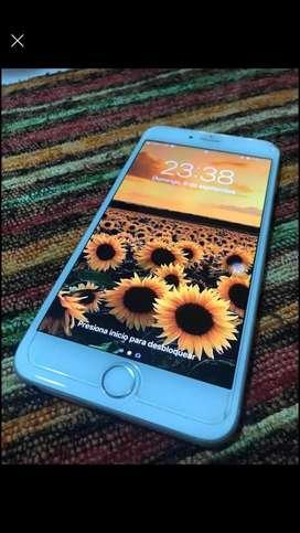 Vendo iphone 6 plus / permuto por celular de menor valor mas plata a mi favor