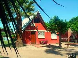Cabañas en San Rafael Mendoza