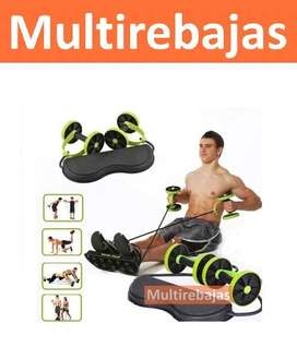Ejercitador Profesional Revoflex Abdominal Pilates
