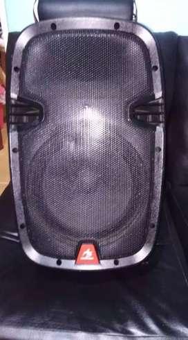 Vendo cabina de sonido