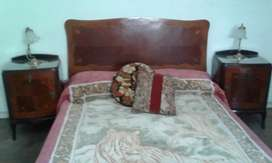 Vendo dormitorio estilo frances