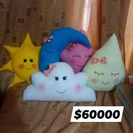 Se venden hermosos muñecos