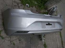repuesto volkswagen, paragolpe trasero original usado, gol trend msi