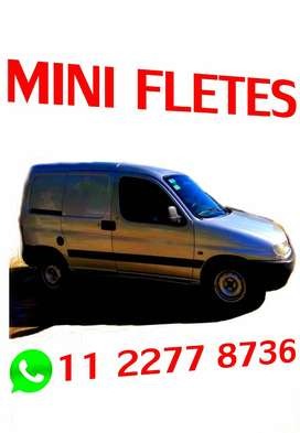 Fletes -Mini Fletes