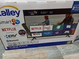 TV de 32 versión última kalley sistema. Más rápido
