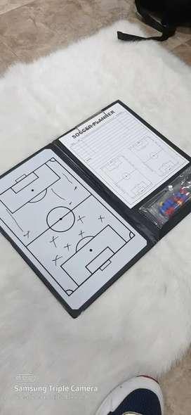 Tabla tactica para futbol o futsala..