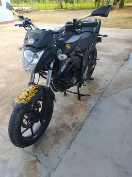 Vendo Suzuki Gixxer 155cc. Documentos al dia