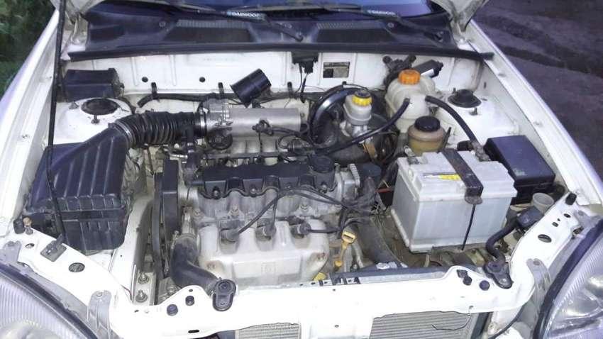 Daewoo lanos 2003 en buen estado 0