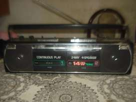 Radiograbador Sharp Wq 2672 Japan Doble Casetera No Envio