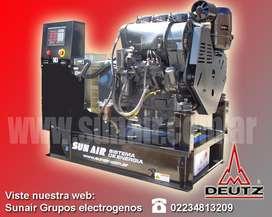 Grupos Electrógenos 18KVA 1500rpm Mitsubishi uso continuo