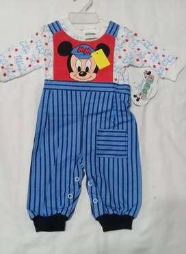Conjunto Baby Disney para 6 meses