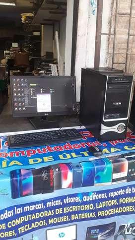 Computadora core I5 completa