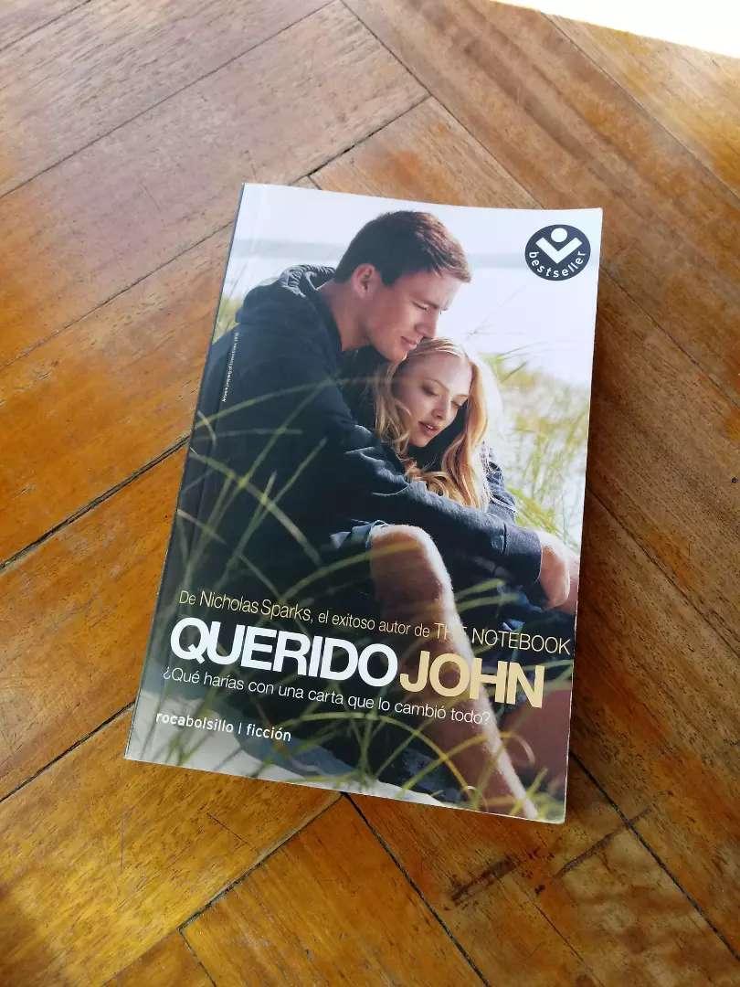 Libro Querido John de Nicholas Sparks 0