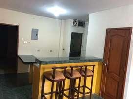 Alquilo cómoda suite Samanes 1