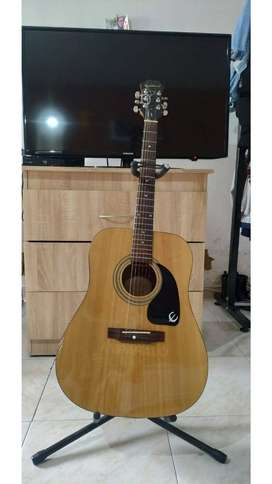 Guitarra Acústica Epiphone pr 150 NA