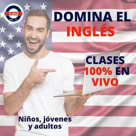 DOMINA EL IDIOMA INGLÉS
