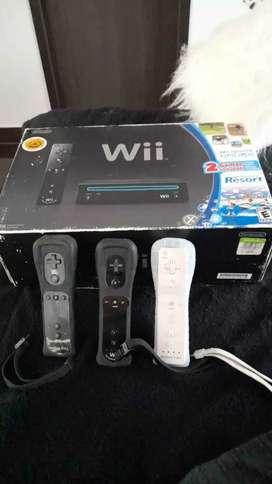 Nintendo wii nuevo