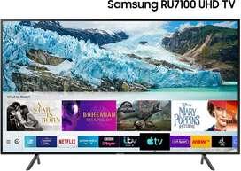 """Tv 50"""" 4k serie RU7100"""