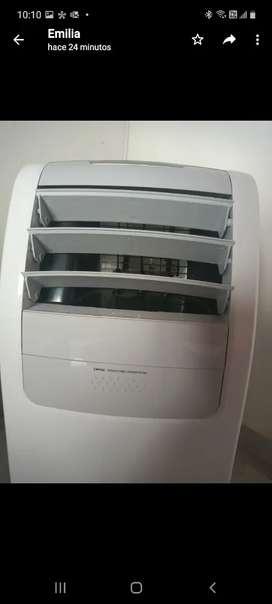 Aire acondicionado electrolux 12.000 btu totalmente nuevo