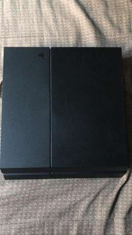 Vendo ps4 fat de 500Gb